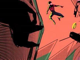 漫威又有新动作,动画电影版蜘蛛侠预告片放出