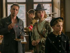 黑寡妇二战电影《乔乔的异想世界》百度云网盘