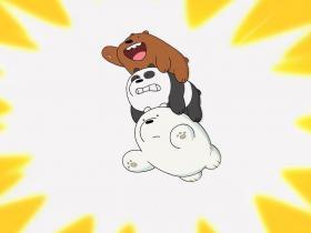 高分动画《咱们裸熊》1-4季百度云网盘