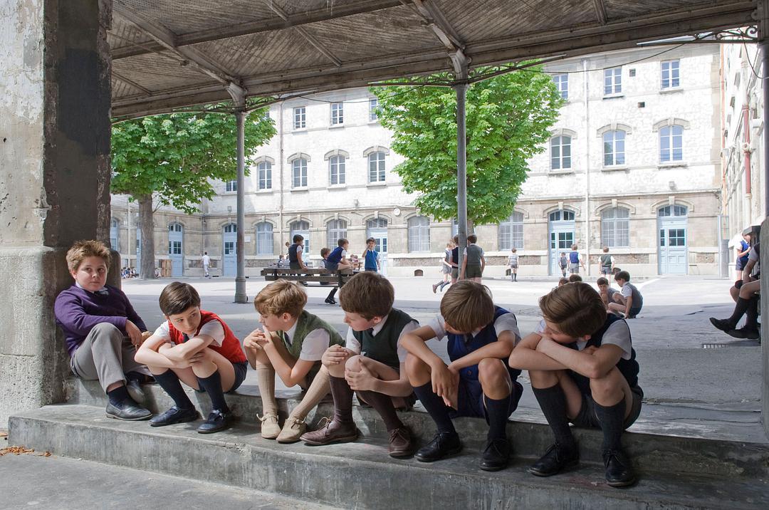 巴黎淘气帮.Le petit Nicolas-DIG电影
