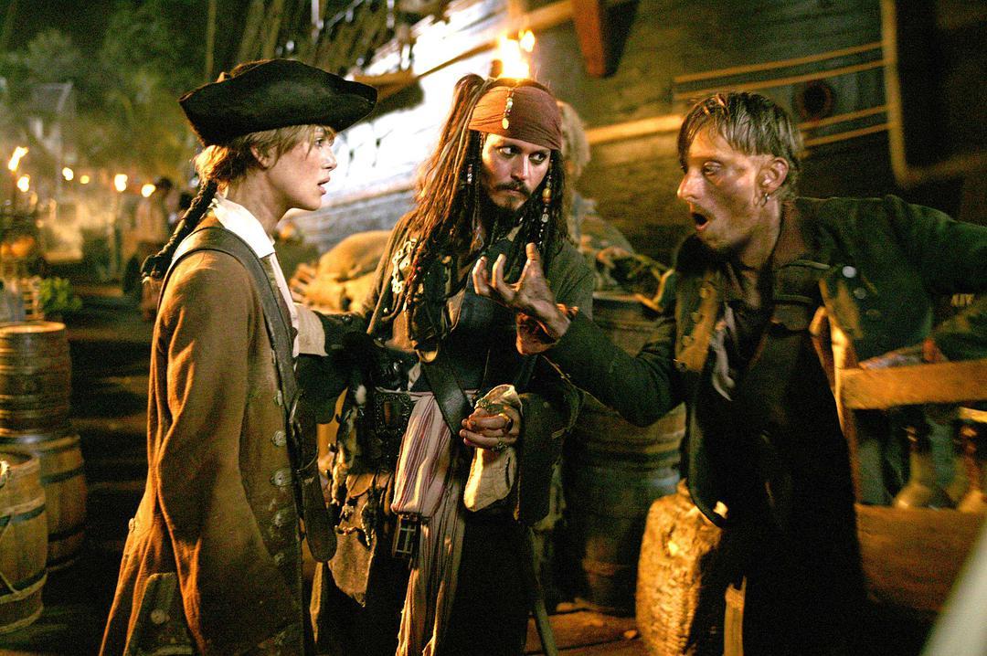 加勒比海盗2:聚魂棺.Pirates 2-DIG电影