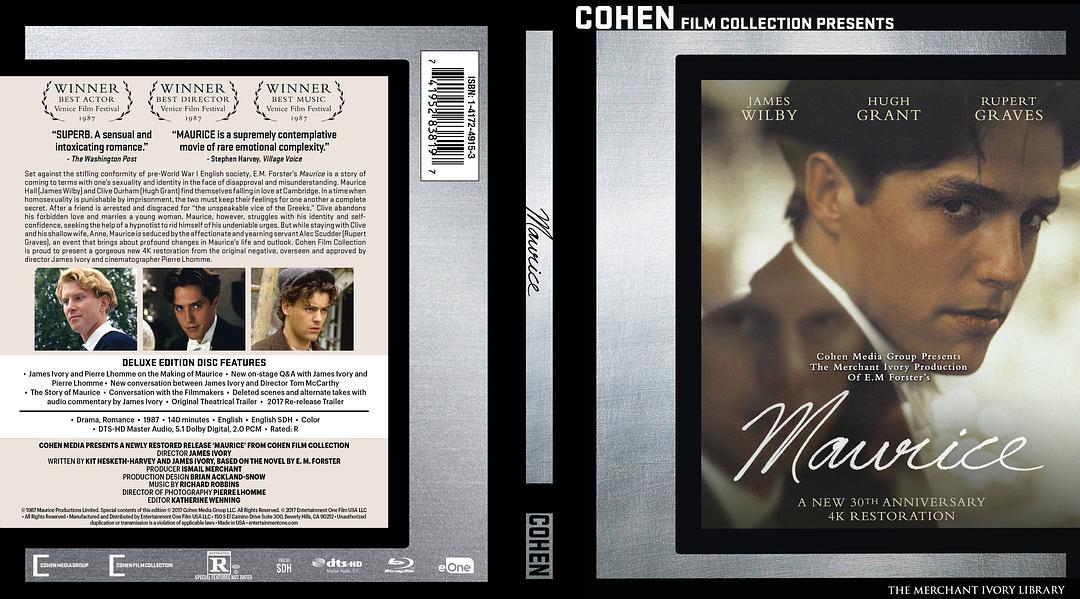 莫里斯.Maurice-DIG电影