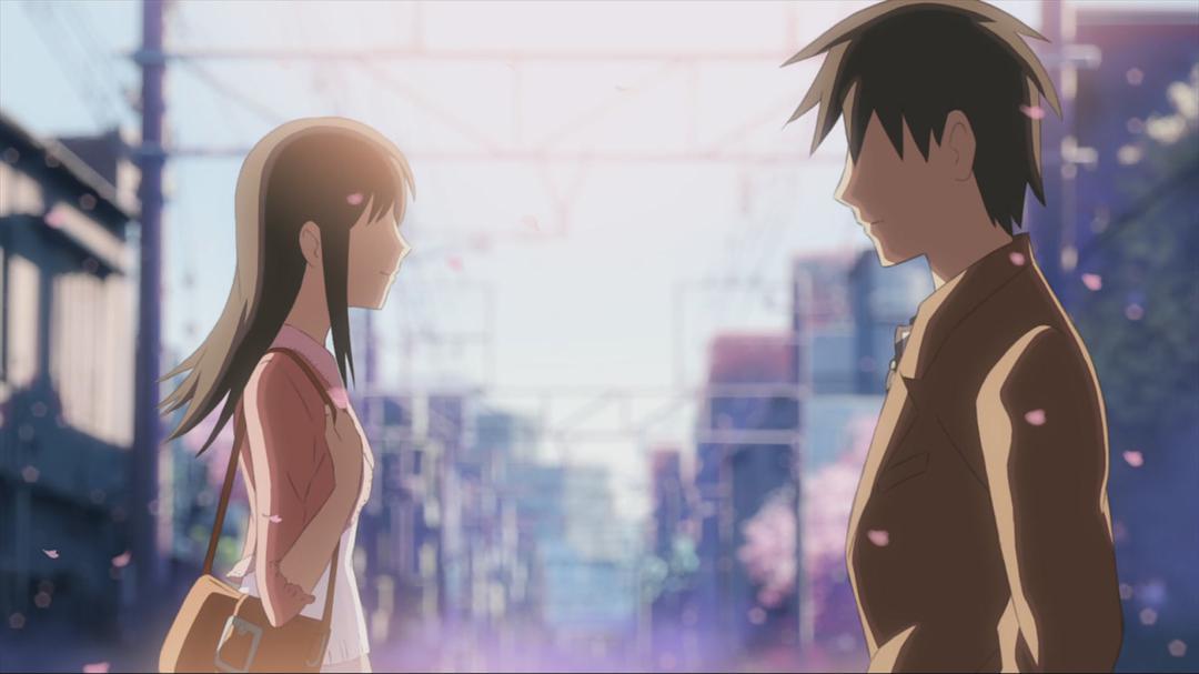 日本唯美动画新海诚《秒速5厘米》百度云网盘