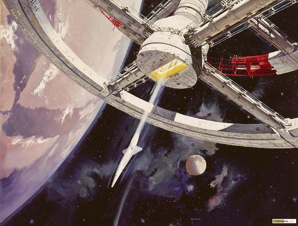 库布里克硬核科幻《2001太空漫游》百度云网盘