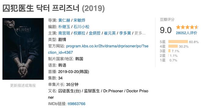 高能预警,2019年上半年这6部爆款韩剧都给你安排上了!-DIG电影