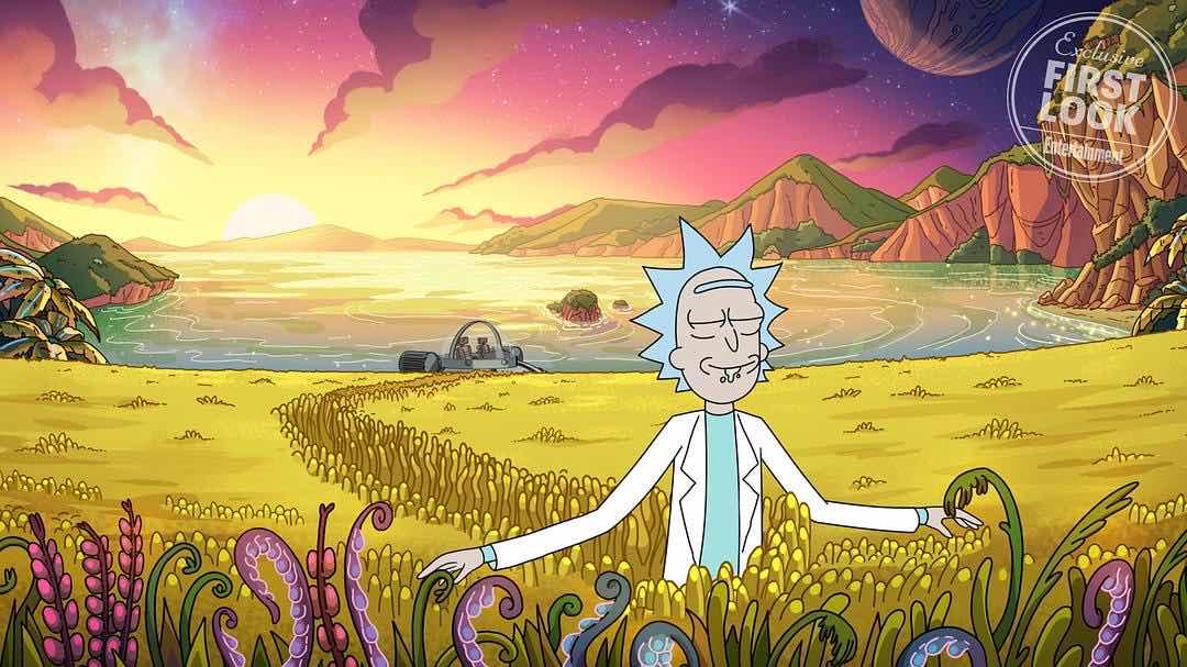 动画剧集《瑞克和莫蒂》第四季百度云网盘