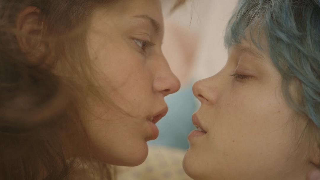 《阿黛尔的生活》同性之爱也能拍得如此美妙