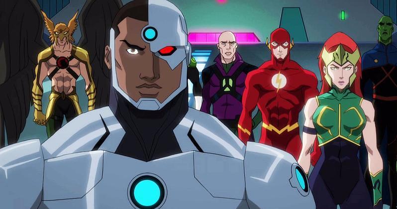 2020年DC动画《黑暗正义联盟:天启星战争》百度云网盘