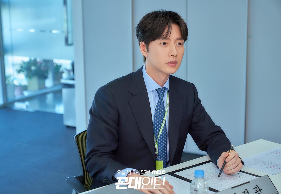 朴海镇最新韩剧《老伯实习生》百度云网盘