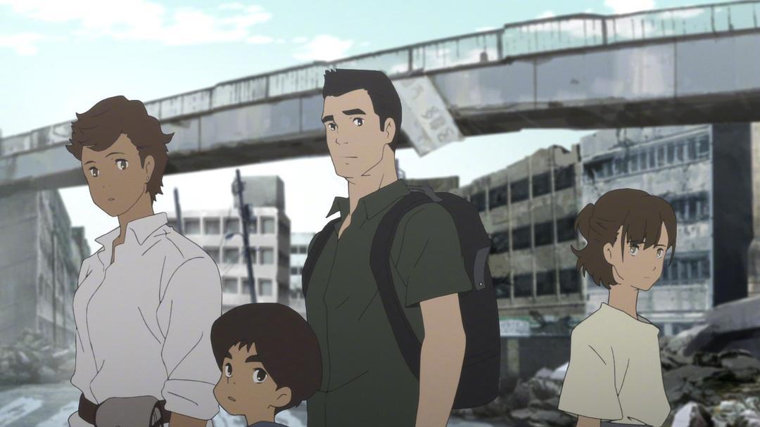 日本动画《日本沉没2020》百度云网盘