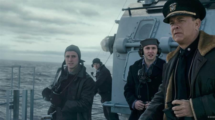 汤姆汉克斯新片《灰猎犬号》百度云网盘下载